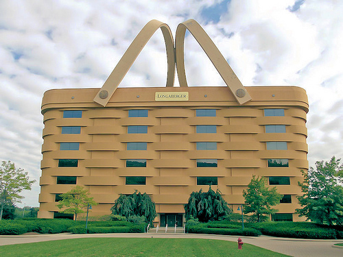 World's Largest Basket