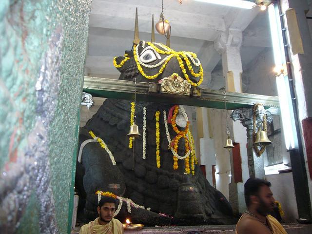 Giant Bull Temple