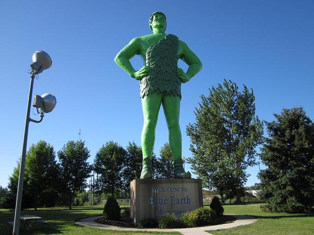 Tallest Statue in Minnesota