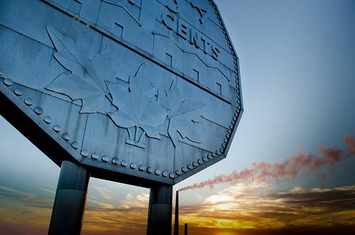 World's Largest Nickel Near Sudbury, Ontario